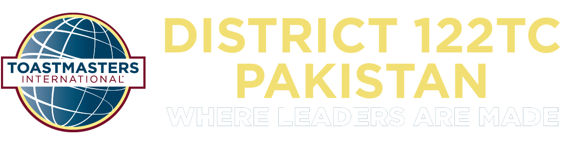 Toastmasters District 122